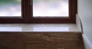 márvány ablakpárkány