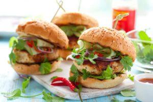 gluténmentes hamburger rendelés